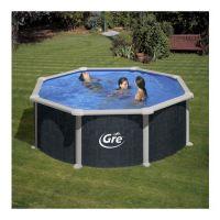Купить Сборный бассейн GRE Dream Pool PR358RT (350x132) с облицовкой «под ротанг»
