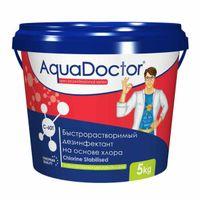Купить Aquadoctor C-60T в таблетках 5кг (хлор-шок)