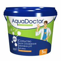 Купить  AquaDoctor pH Minus 50 кг