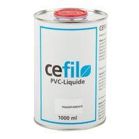 Купить Жидкий ПВХ Cefil PVC Liquide темно-голубой