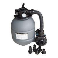 Купить Фильтровальная установка Emaux FSP400-4W (Opus) (400мм) (верх. подсоед.)