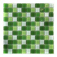 Купить Мозаика стеклянная Aquaviva Сristall Green Light