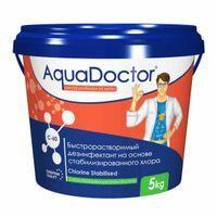Купить Aquadoctor С60 1 кг (хлор-шок)