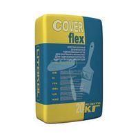 Купить Гидроизоляция COVERFLEX (А+B) сухой компонент A (мешок) 20 кг код товара: 15937