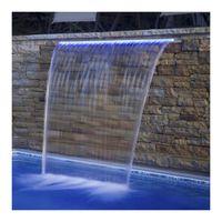 Купить Стеновой водопад Aquaviva PB 600-150(L) с LED подсветкой код товара: 7344