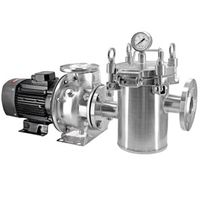 Купить Насос AquaViva LX SCA80-65-125/9.2T (380В, 130 м3/ч, 12.5НР)