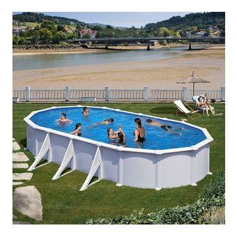 Купить Сборный бассейн GRE Dream Pool PROV918 с распорками (915х470х132 )