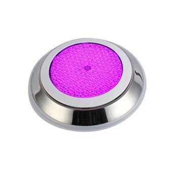 Купить Прожектор светодиодный AquaViva (LED002-252led) 252 светодиодов (нерж)