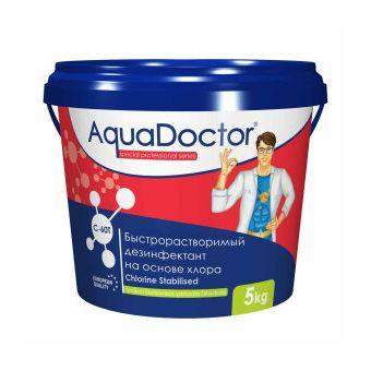 Купить Aquadoctor C-60T в таблетках 50кг (хлор-шок)