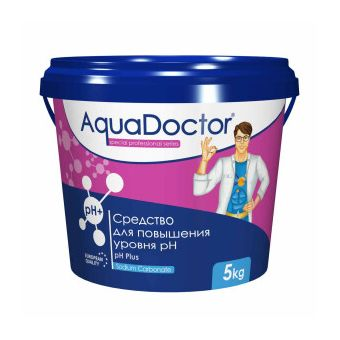 Купить  AquaDoctor pH Plus 5 кг