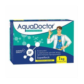 Купить Aquadoctor Superflock 1кг в картушах (коагулирующее средство)