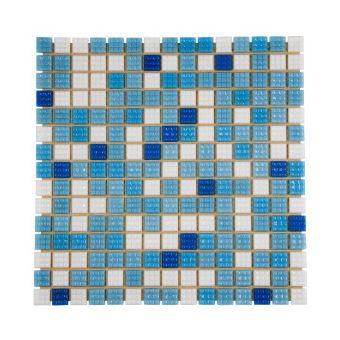 Купить Мозаика стеклянная Aquaviva Bahama светлая B2311N