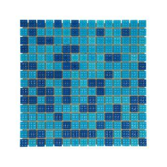 Купить Мозаика стеклянная Aquaviva Jamaika темная C63N