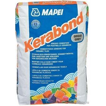 Купить KERABOND T белый мешок 25 кг