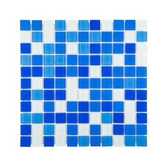Купить Мозаика стеклянная Aquaviva Cristall Bagama светлая