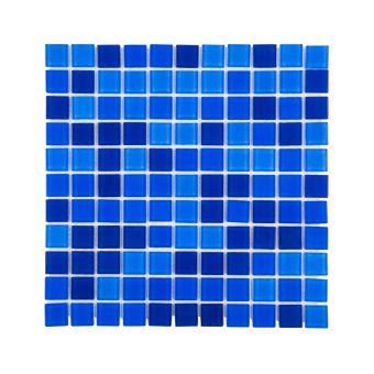Купить Мозаика стеклянная Aquaviva Cristall Jamaika темная