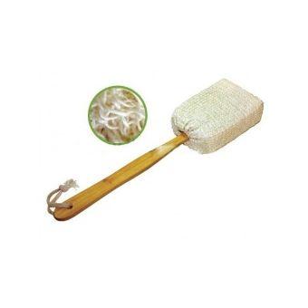 Купить Мочалка из сизаля, на деревянной ручке мягкая
