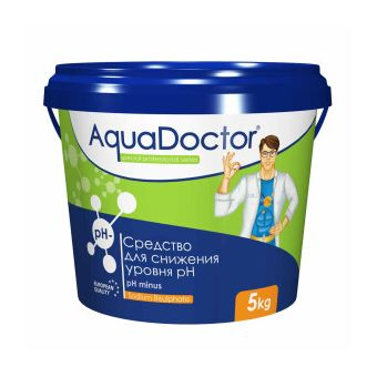 Купить     AquaDoctor pH Minus 5 кг